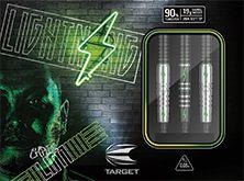 Chris Slim Lightning Prime 90% Target Softtip   Darts Warehouse