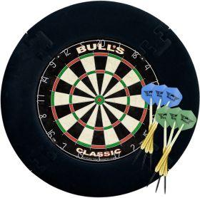 Bull's Surround Dartbord Pro Set   Darts Warehouse