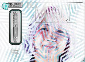 Mikuru Suzuki 95% Miracle 47 Target Softtip   Darts Warehouse