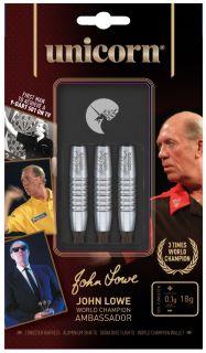 John Lowe Softtip Unicorn Darts | Darts Warehouse