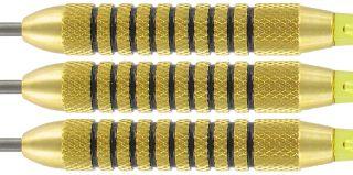 Speedy Yellow 21 gram | McKicks Dartpijlen | Darts Warehouse
