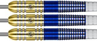 Steve Beaton Blue Silver 90% | Darts Warehouse