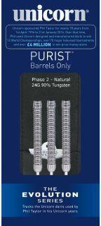 Evolution Purist Phase 2 90% | Darts Warehouse