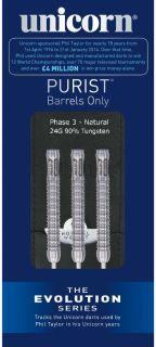 Evolution Purist Phase 3 Curve 90% | Darts Warehouse