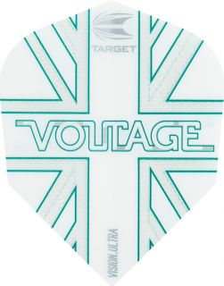 Vision Rob Cross Voltage Flight Std.6 Target | Darts Warehouse