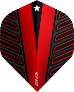 Vision Ultra Player Rob Cross Voltage Std. Red | DartsWarehouse
