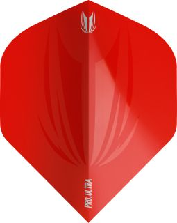 Target ID Pro Ultra Std. Red Flights | Darts Warehouse