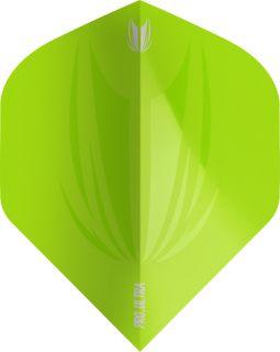 Target ID Pro Ultra Std. Lime Green Flights | Darts Warehouse