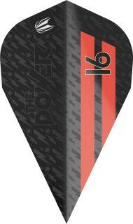 Target Dartflights   Phil Taylor The Power G7 Vapor   Darts Warehouse