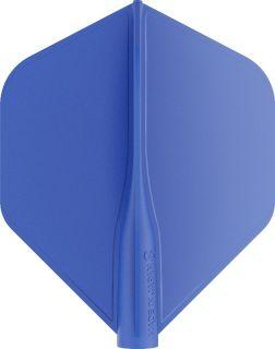 8 Flight Std. Blue Target Dartflights | Darts Warehouse