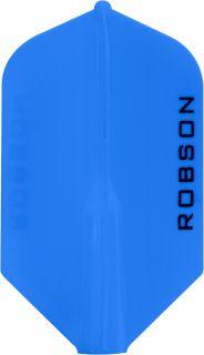 Bull's Robson Plus Flight Slim Blue   Darts Warehouse