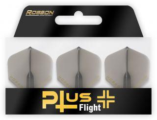 Robson Plus Flight Crystal Clear Std. Black
