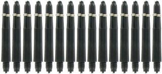 Nylon The Original + ring Short Black 5-pack