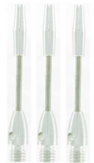 Titanium Slim Steel Short Shaft | Darts Warehouse