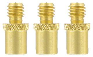 Add-a-gram brass 3pcs | Darts Warehouse