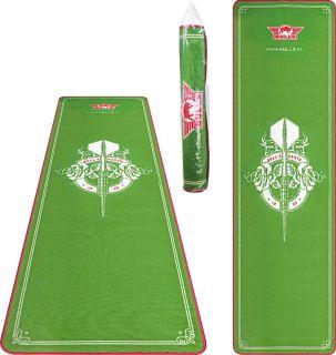 Bulls Green Dartmat 241x67cm | Darts Warehouse