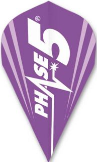 DXM Phase 5 Dartflights | Unicorn Dartflights Kopen | Dé online dartwinkel Darts Warehouse