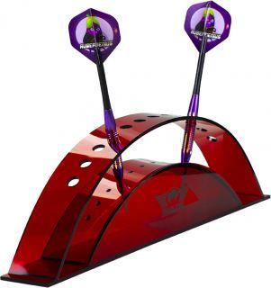 Bull's Moon Darts Display (12 darts)