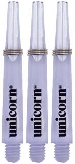 Unicorn Gripper 3 Mirage Purple Short | Darts Warehouse