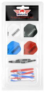 Bull's Flight Shaft Kit | Darts Warehouse