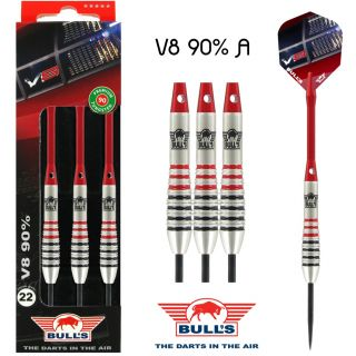 Bulls V8 Darts Kopen | Online dartshop Darts Warehouse