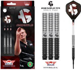 Softtip Adam Gawlas 90% Bull's NL Darts | Darts Warehouse