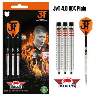 Bull's Justin van Tergouw JvT 90% 4.0 Plain | Darts Warehouse