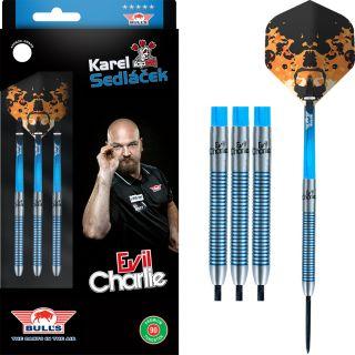 Karel Sedlacek 90% Bull's Darts | Darts Warehouse
