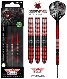 Phantom Grip 90% Red PCT