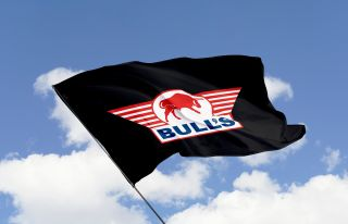 Bulls Darts Flag 140x90 cm   Darts Warehouse