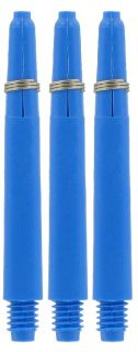 Nylon + ring In Between Blue | Bulls Nylon Dart shafts kopen | Darts Warehouse