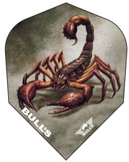 Powerflight Scorpion - Bulls Dartflights - Darts Warehouse