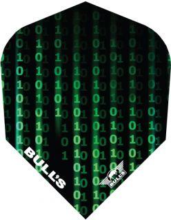 Bull's Powerflight Std.6 Virus   Darts Warehouse