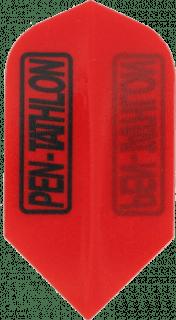 ! Pentathlon Slim Red
