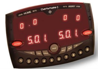 Dartsmate 3 | Elektronisch Scorebord | Darts Warehouse