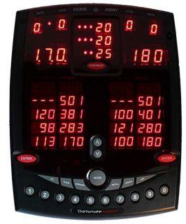 Dartsmate Match | Elektronisch Scorebord | Darts Warehouse
