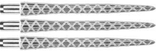 Target Firestorm Points Silver Diamond | Darts Warehouse
