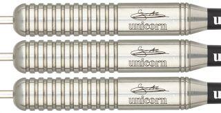 Bullet Gary Anderson P2 Stainless Steel   Unicorn Darts   Dartswarehouse