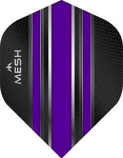 Mission Mesh Std. Purple Dartflight | Darts Warehouse