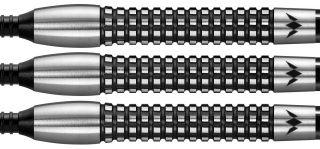 Mission Quadrant 90% M3 Softtip Darts | Darts Warehouse