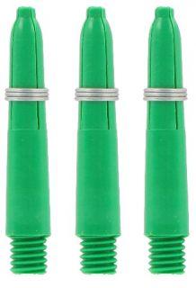 Nylon + ring X-short Green