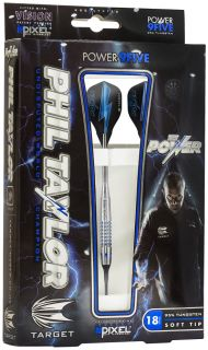 Softtip Phil Taylor Power 9FIVE Gen.1 95% | Darts Warehouse