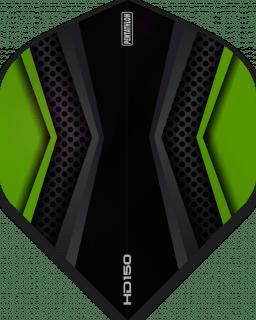 Pentathlon HD150 Green   McKicks Flights   Darts Warehouse