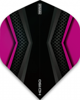 Pentathlon HD150 Pink   McKicks Flights   Darts Warehouse