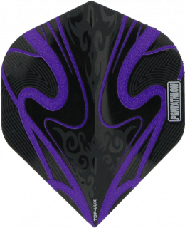 McKicks Pentathlon TDP LUX Purple | Darts Warehouse