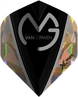 Michael van Gerwen Dartflights | 2D Broken Glass | Darts Warehouse