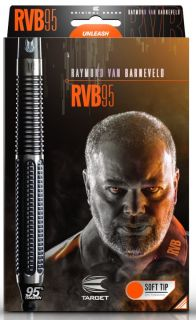 Softtip RVB95 Target Raymond van Barneveld 95% | Dartswarehouse