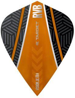 Vision Ultra Player Barney Target Kite Dartflights | Darts Warehouse