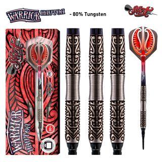 Shot Warrior Hautoa 80% Softtip Darts | Darts Warehouse