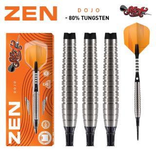 Shot Softtip Zen Dojo 80% | Darts Warehouse